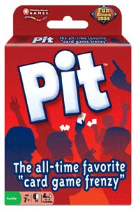 The Original Pit Card Game