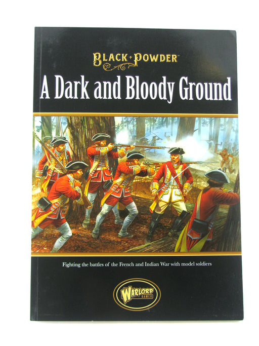 Black Powder - A Dark and Bloody Ground Paperback Book