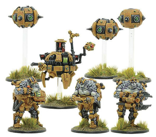Warlord Gates of Antares Boromite Engineers and Workshop 502212002 Unpainted