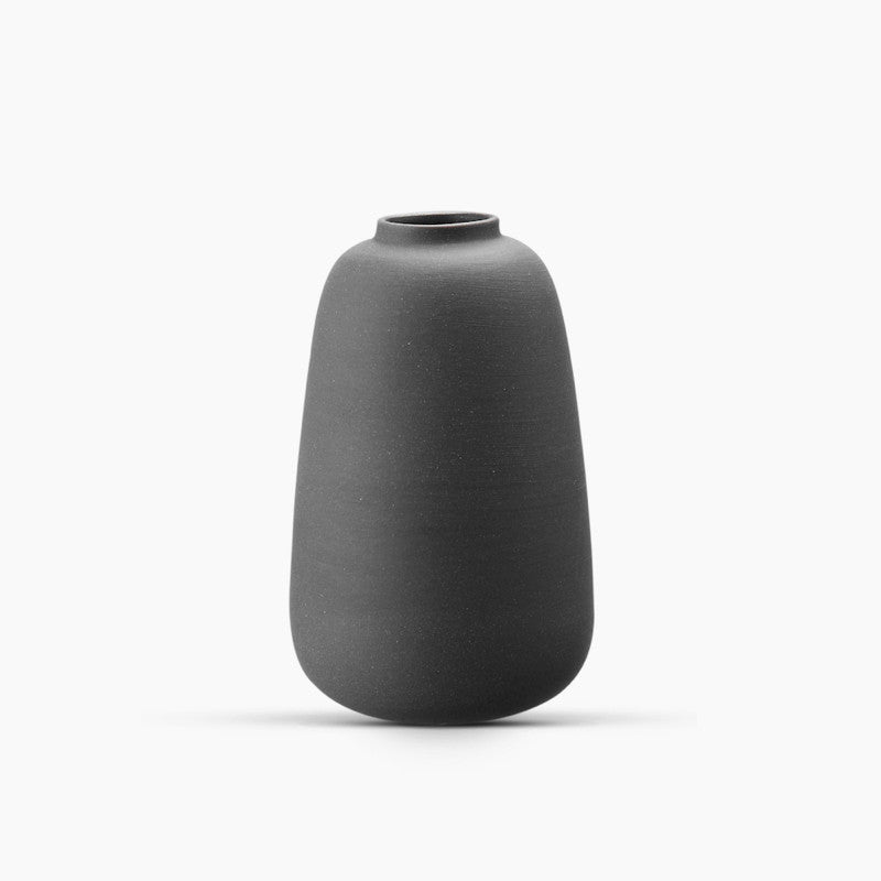 Classic Vase, X-small - Black-Ditte Fischer-The Fjord Store
