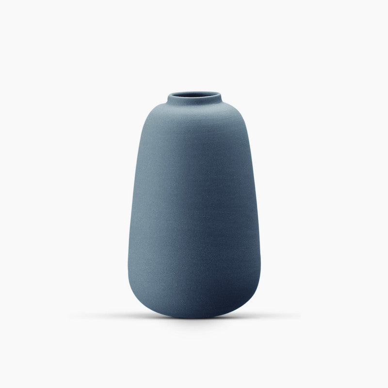 Ditte Fischer Classic Vase, X-small-Indigo-The Fjord Store