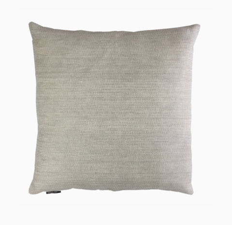 Textile No. 14 Cushion Cover - White/Black