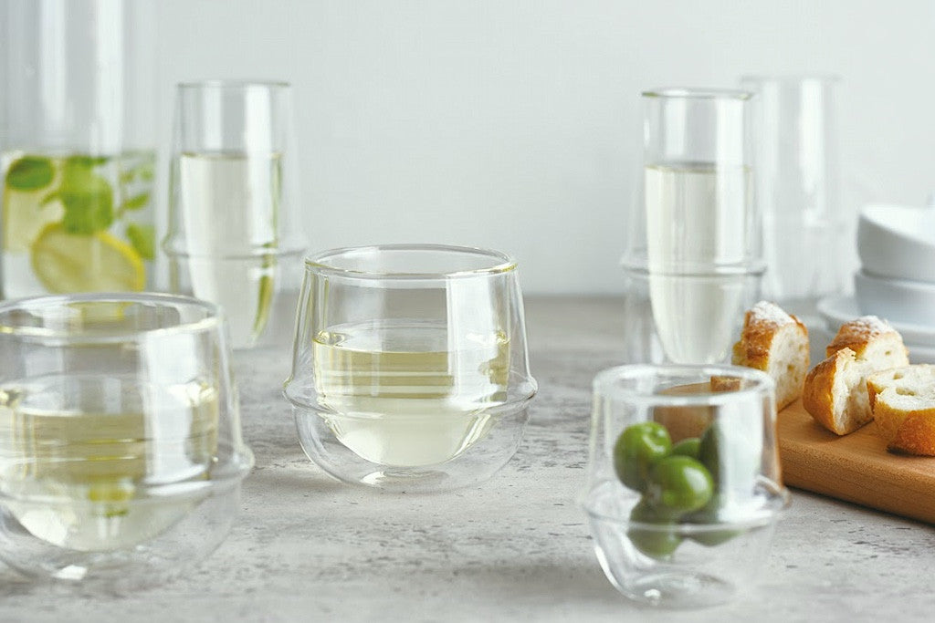 Kronos Wine Glass-Kinto-The Fjord Store