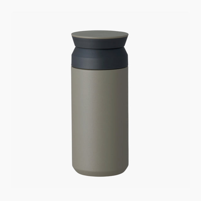 Travel Tumbler, 500ml - Khaki-Kinto-The Fjord Store
