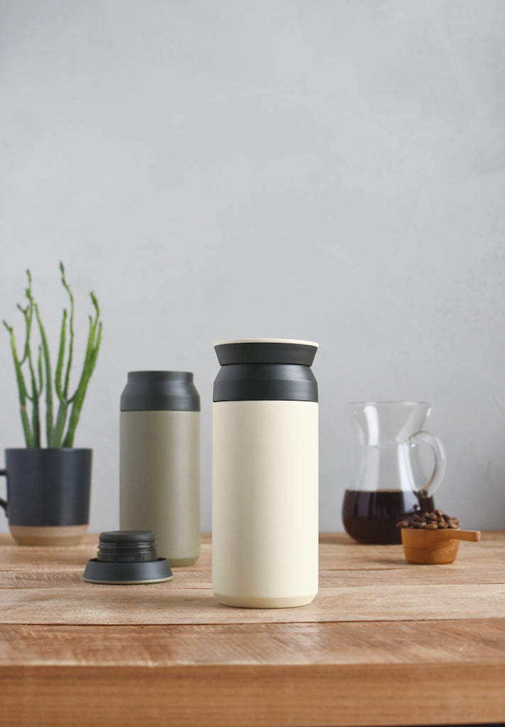 Travel-Tumbler-350ml-White-Kinto-The Fjord Store