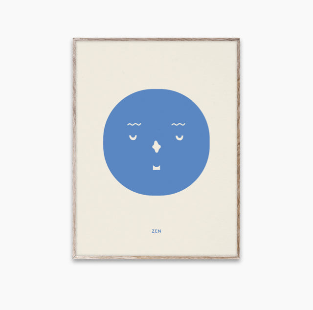 Zen-Feeling-Poster-MADO-The Fjord Store