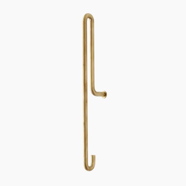 Wall Hook-Large-Brass-Moebe-The Fjord Store