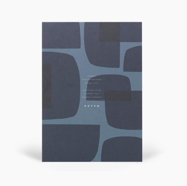 JO Notepad-Midnight-Blue-NOTEM-The Fjord Store