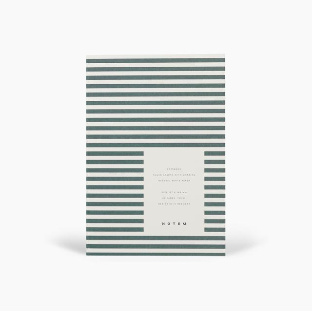 VITA Notebook-Dark-Green-NOTEM-The Fjord Store