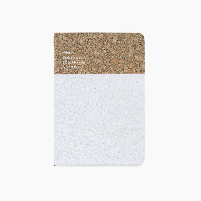Cork Notebook-Nomess-The Fjord Store