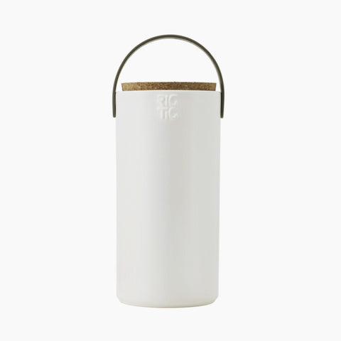 Big Bread Bag - Sand/White