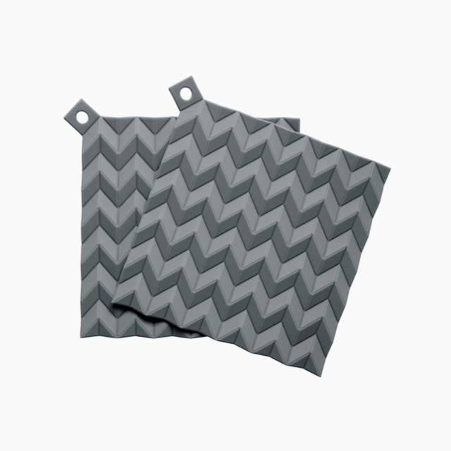 Hold-On Pot Holders - Grey-RIG-TIG-The Fjord Store
