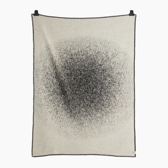Color Noise Throw-Banket-Roros Tweed-The Fjord Store