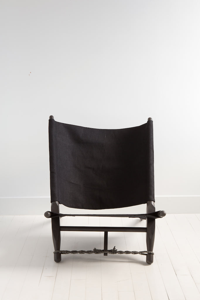OGK Safari Chair, Black-Skovshoved Møbelfabrik-The Fjord Store