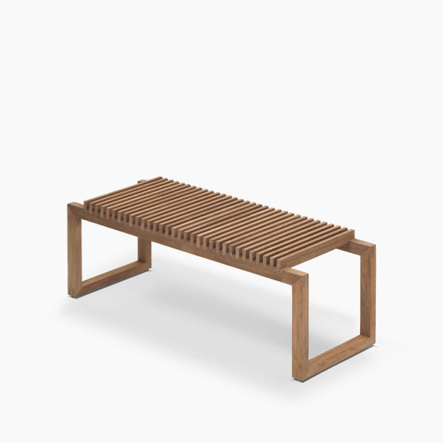 Cutter-Bench-Outdoor--Skagerak-The Fjord Store