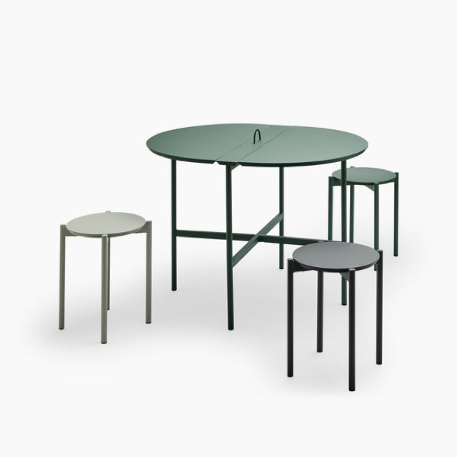 Picnic-Stool-Table-Skagerak-The Fjord Store