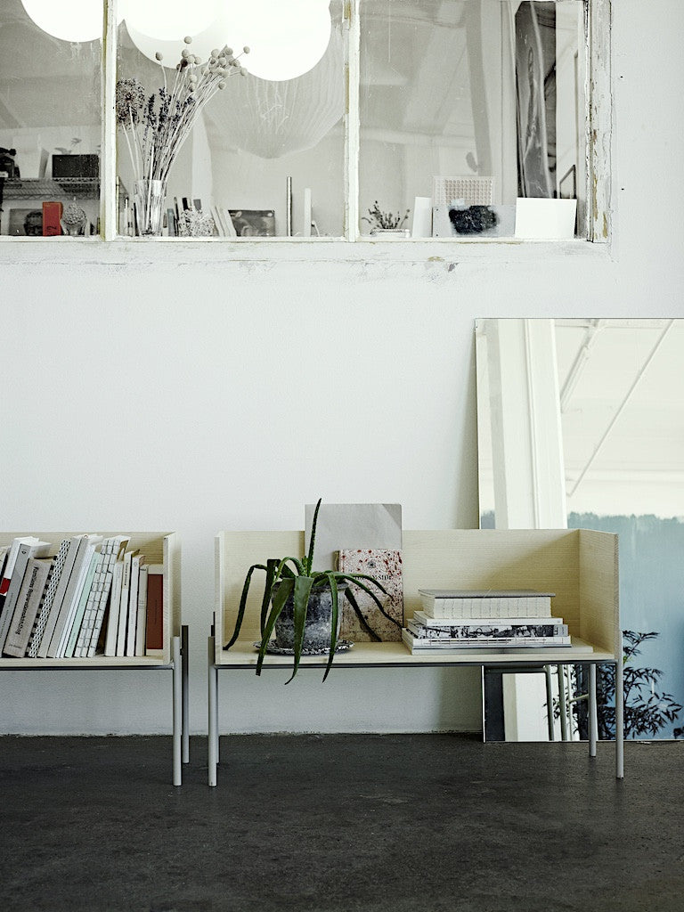 Vivlio Shelf System Frame-Skagerak-The Fjord Store