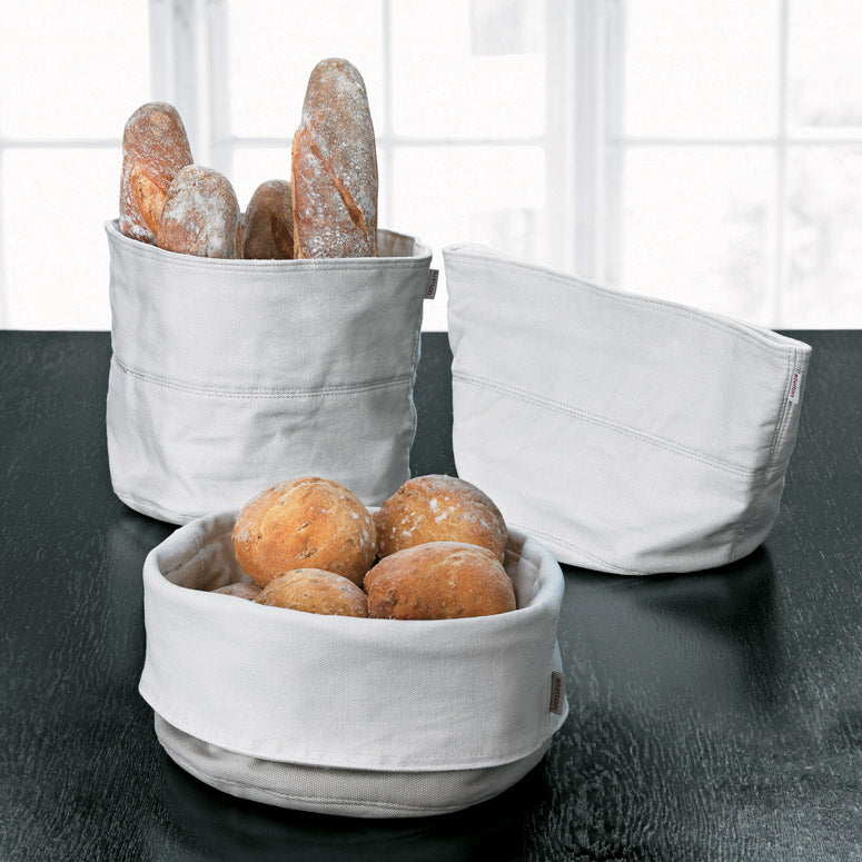 Big Bread Bag - Black/Sand-Stelton-The Fjord Store