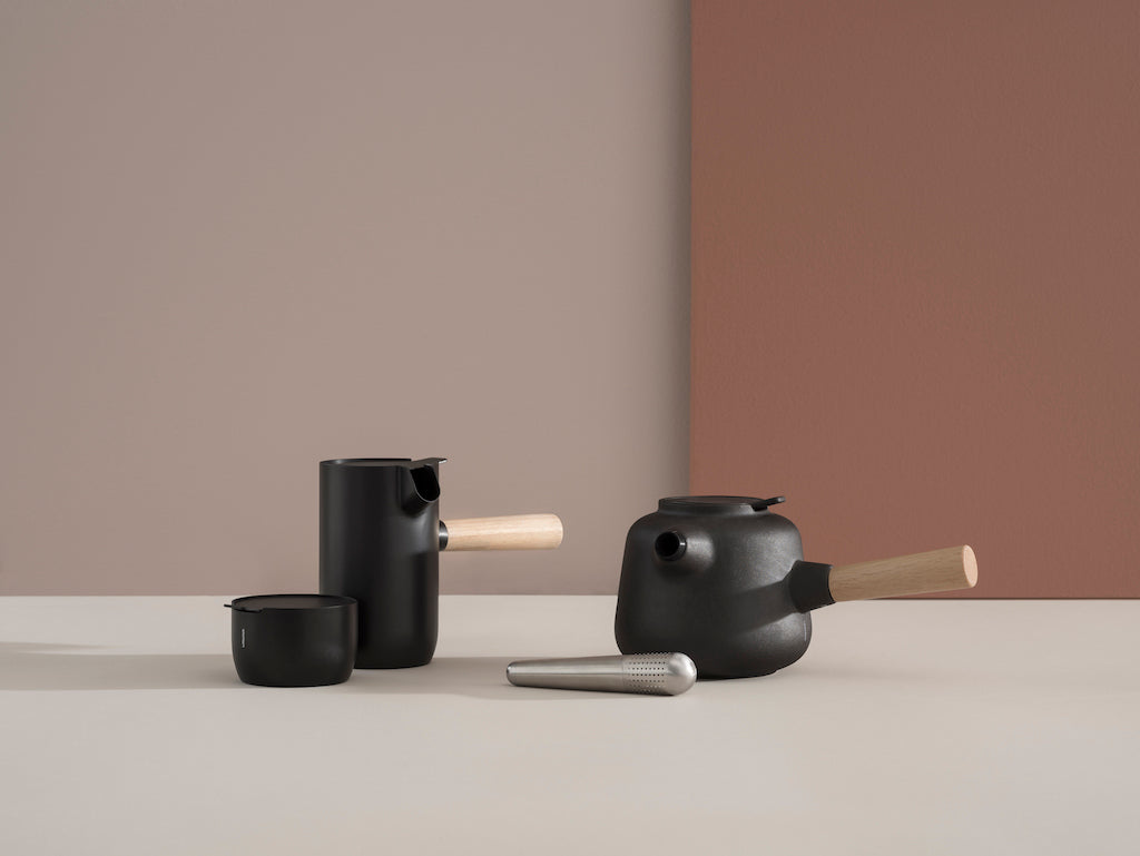 Collar Tea Pot-Stelton-The Fjord Store