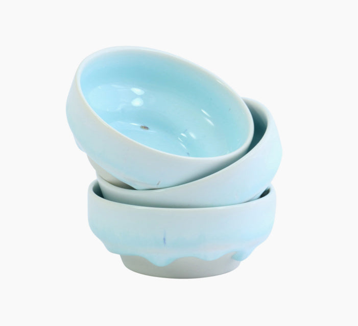 Dip Dish - Blue Bubblegum-Studio Arhoj-The Fjord Store
