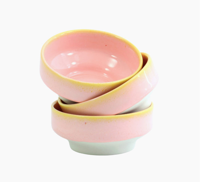 Dip Dish - Pink Grapefruit-Studio Arhoj-The Fjord Store