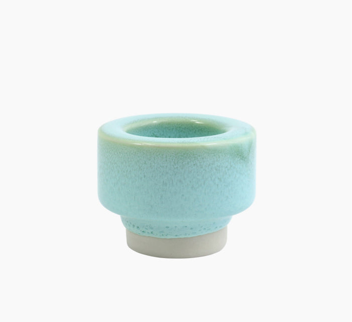 Glow Candle Holder - Finland Forest Green-Studio Arhoj-The Fjord Store