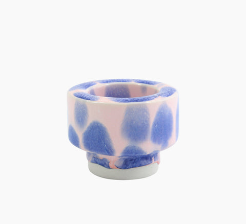 Glow Candle Holder - Ultramarine