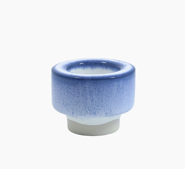 Glow Candle Holder - Sea Wave-Studio Arhoj-The Fjord Store