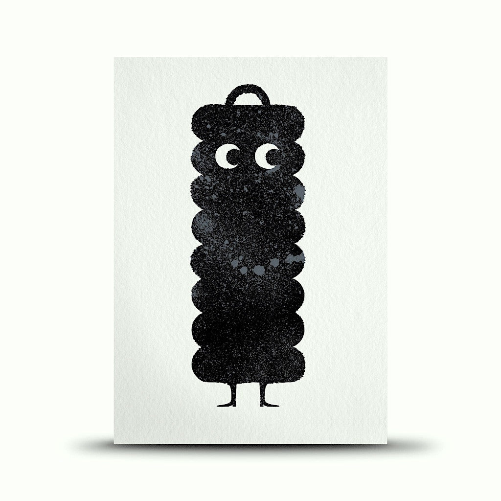 Black Ink Paper Pack-Studio Arhoj-The Fjord Store