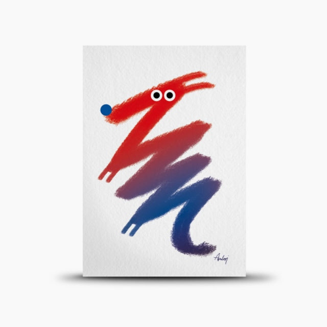 Dogs Paper Pack-Studio Arhoj-The Fjord Store
