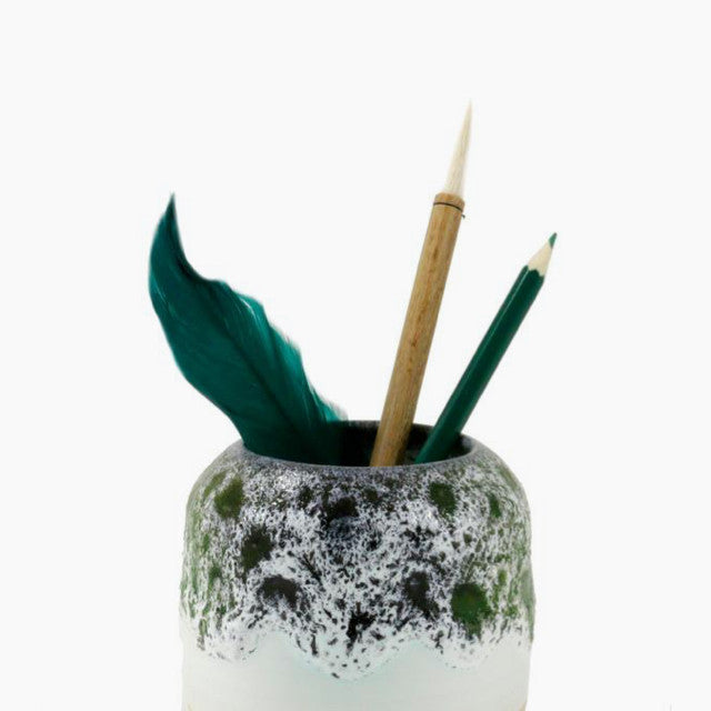 Pen Pot - Green Moss-Studio Arhoj-The Fjord Store