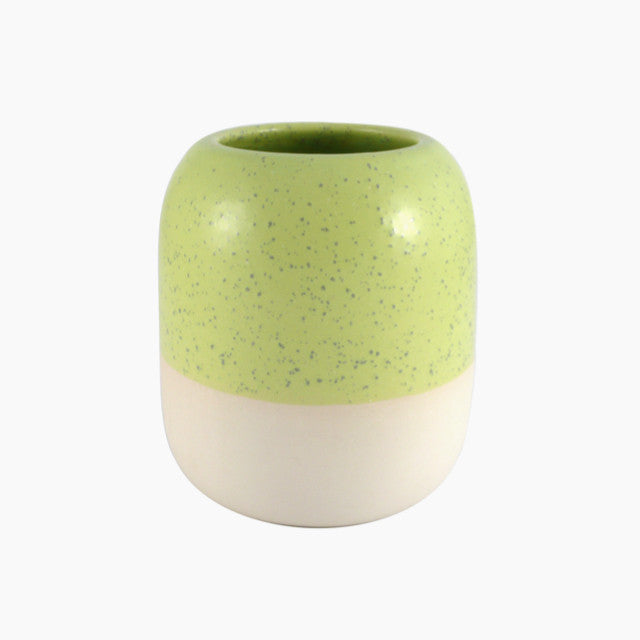 Pen Pot - Speckled Lime-Studio Arhoj-The Fjord Store