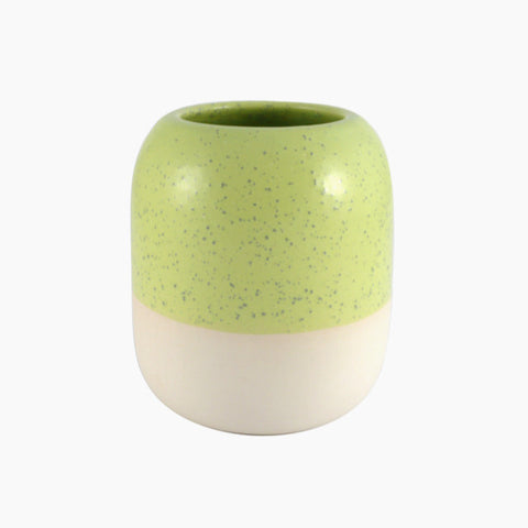Pen Pot - Green Moss