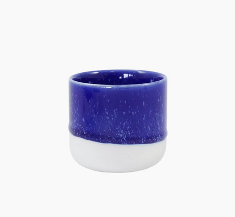 Glow Candle Holder - Sea Wave