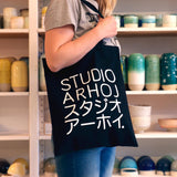 Tote-Bag - Sakura-Pink-Studio Arhoj-The Fjord Store