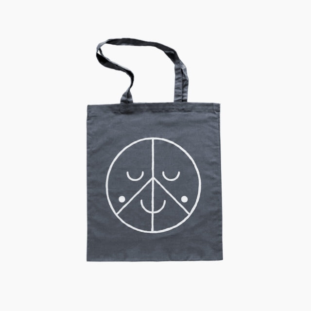 Tote-Bag-Coal-Grey-Studio Arhoj-The Fjord Store