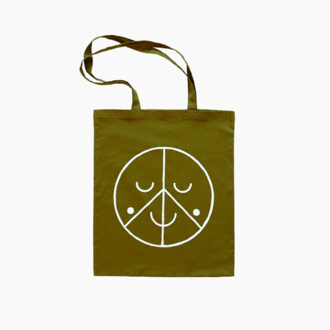 Tote Bag - Vindian Green