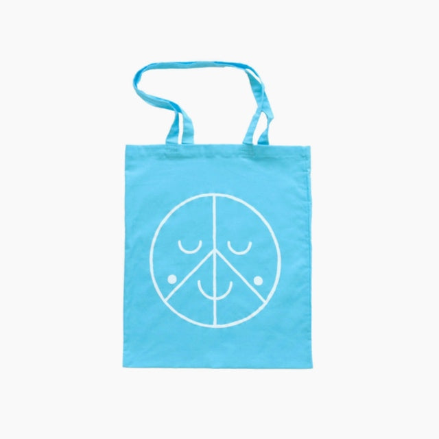 Tote-Bag - Water-Blue-Studio Arhoj-The Fjord Store