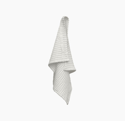 Textile No. 4 Tea Towel - Wheat/Black