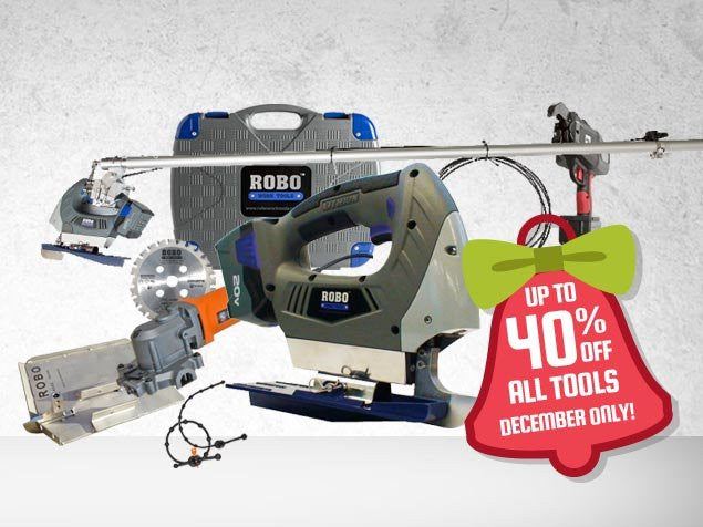 Robo Work Tools Holiday Sale