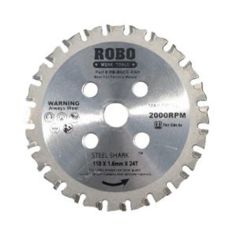 Steel Shark blade for Robo Rebar Cutter