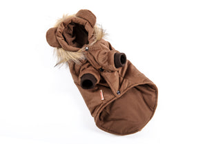 The Splendid Lion Mane Costume For Dogs - Woof Apparel