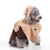 Little Star Wars Ewok Brown Jumpsuit Costume For Dogs - Woof Apparel