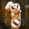 Cute Racoon Winter Hoodie Costume for Dog - Woof Apparel