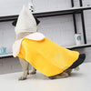 Funny Peeled Banana Fruit Costume for Dog - Woof Apparel