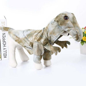 Funny Pet Dinosaur Cosplay Dress Up Party Costume For Dog - Woof Apparel