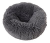 Round Cotton Soft Plush Pet Cushion Dog Sleeping Bed - Woof Apparel