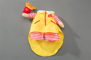 Funny Fast Food McDo KFC Parody Foodie Costume for Dog - Woof Apparel