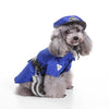 Adorable Policeman Set with Hat & Handcuffs Costume for Dog - Woof Apparel