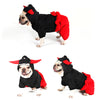 Little Horn Winter Onesie Costume for Dog - Woof Apparel